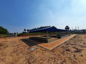 Rural Hut at Sandhipur